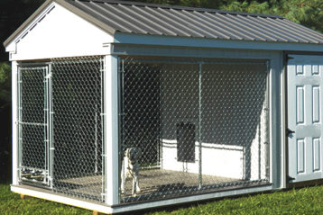 Cages and Other Animal Structures - Dog Kennels