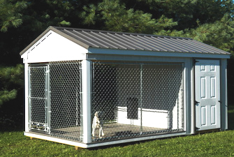 custom desgined dog kennel fort lauderdale florida