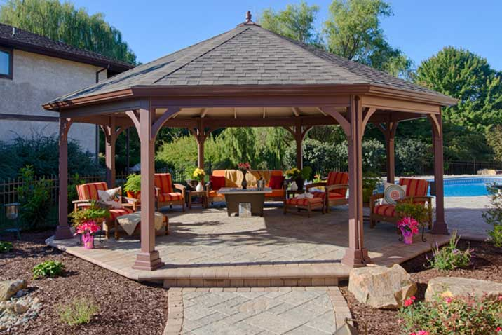 Custom Outdoor Structures Patio Furniture Playsets The
