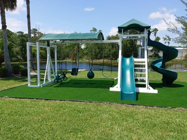 Wood Playsets South Florida | Wooden Playsets Near Me